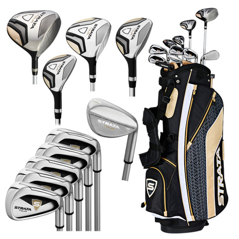 Callaway Strata Tour Full Set 2019 Women