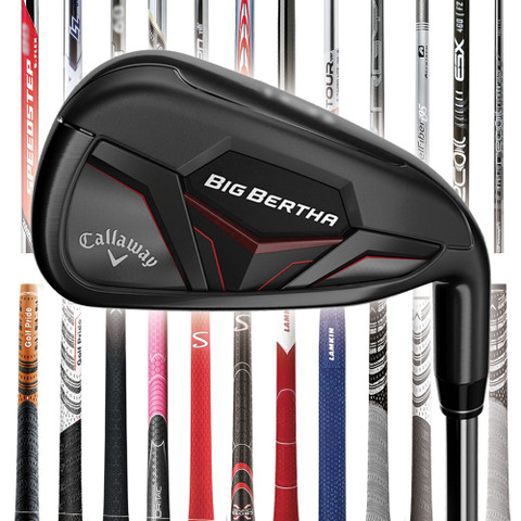 Callaway Big Bertha Custom Irons