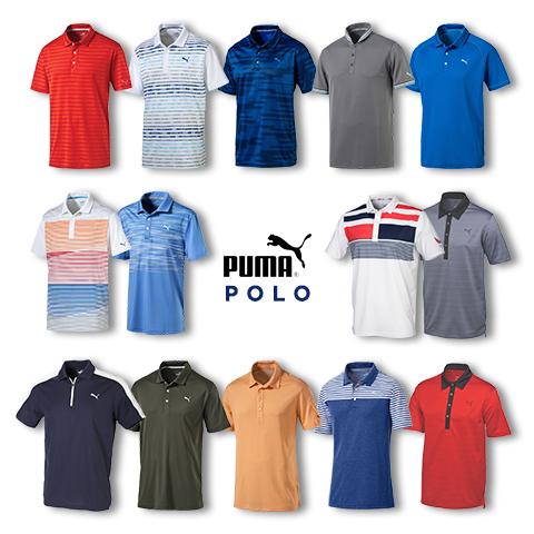 PUMA Men's Polo Clearance Sale