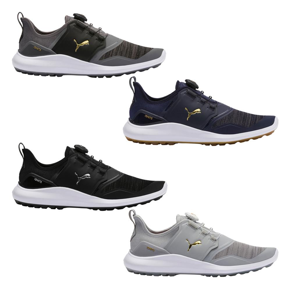 fbb7cfe19b4e PUMA Ignite NXT Disc Spikeless Golf Shoes 2019 - Golfio
