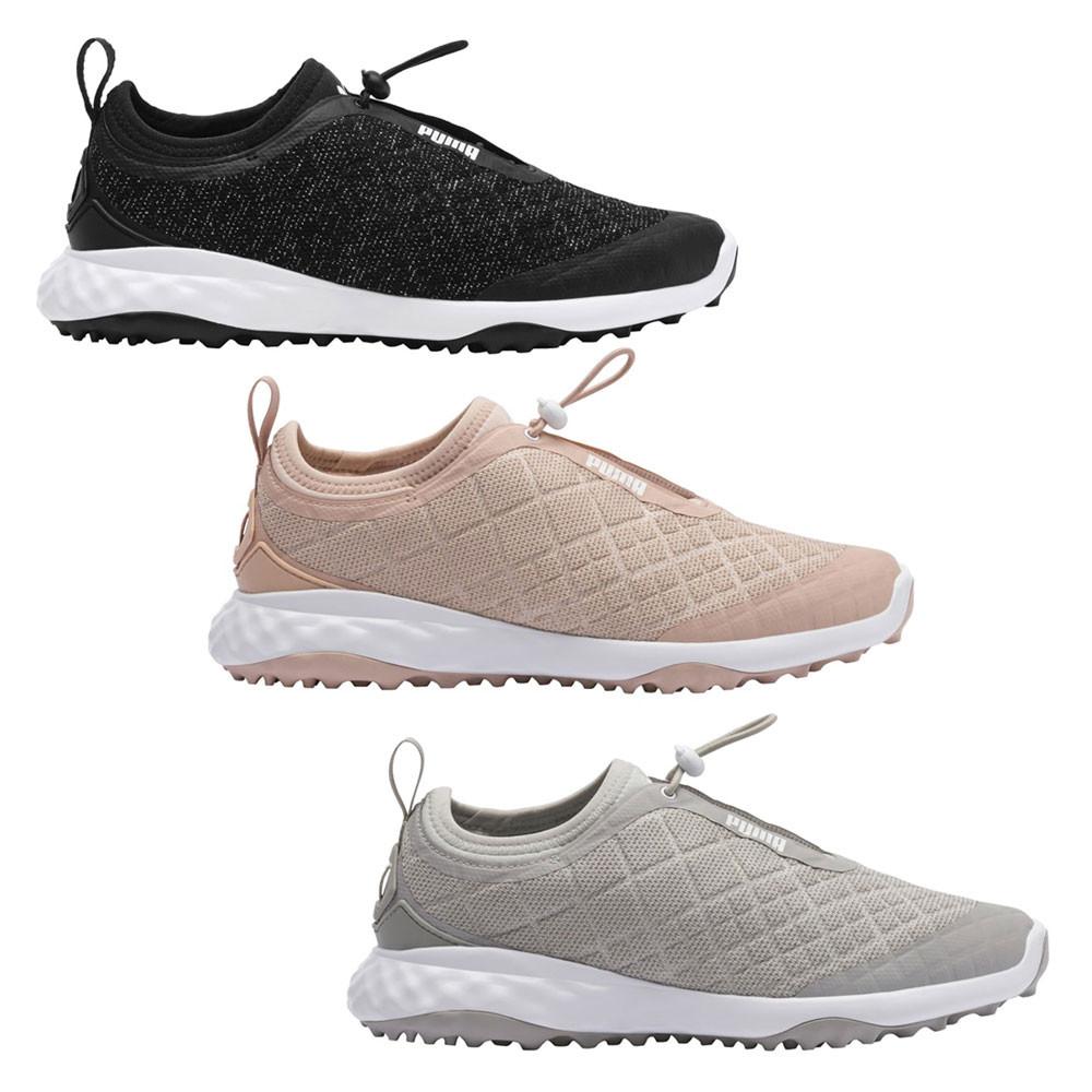 1b2a02ce0317 PUMA Brea Fusion Sport Spikeless Golf Shoes 2019 Women - Golfio