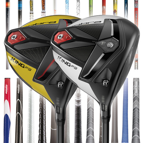 Cobra King F9 Speedback Custom Driver