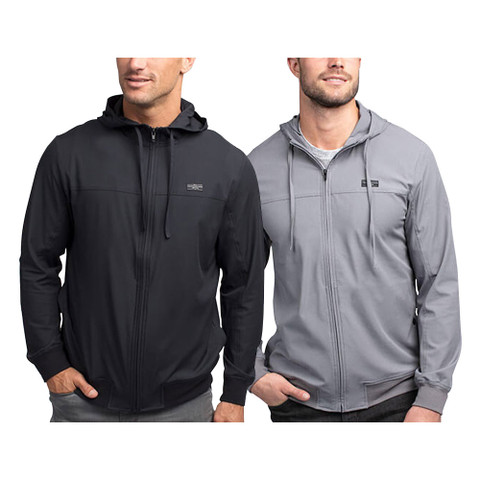 TravisMathew Wanderlust Golf Jacket 2019