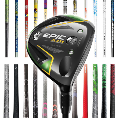 Callaway Epic Flash Sub Zero Custom Fairway Wood