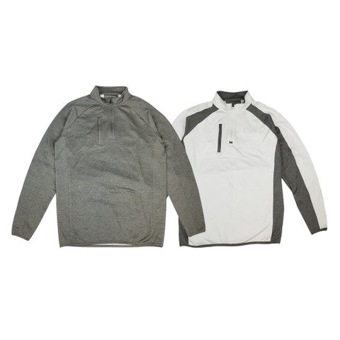Bobby Jones XH20 Orion Color Blocked Quarter Zip Golf Pullover