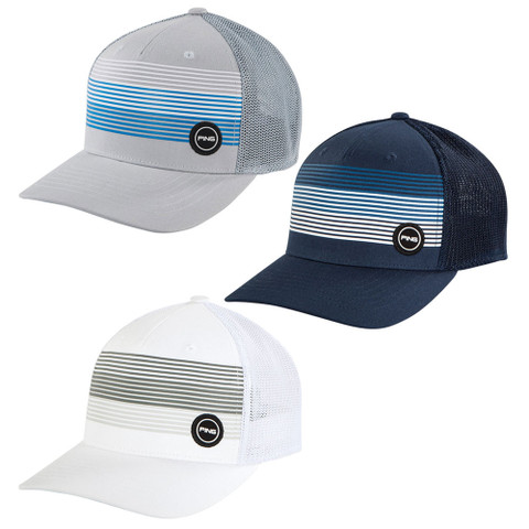 PING Fitted Sport Mesh 181 Golf Cap 2019
