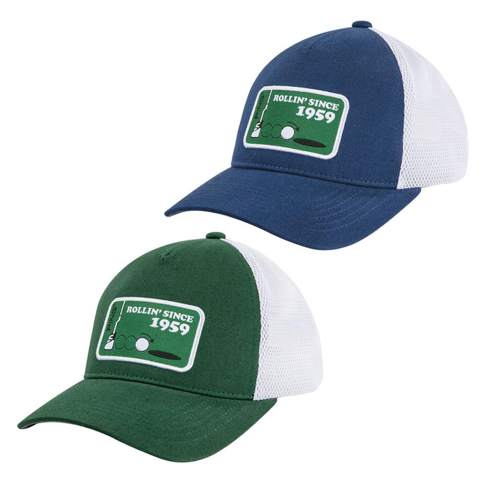 618f79b6ffe PING Rollin 59 191 Golf Cap 2019 - Golfio