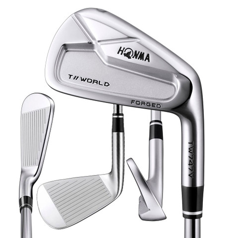 HONMA Tour World TW747V Iron Set 2019