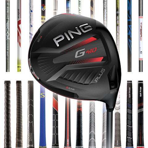 PING G410 Plus Custom Driver