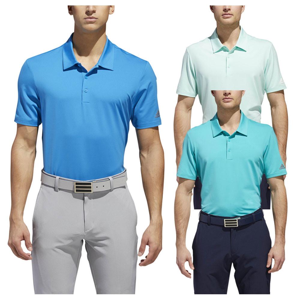 83265182 Adidas Fall Ultimate 365 Solid Golf Polo 2018 - Golfio