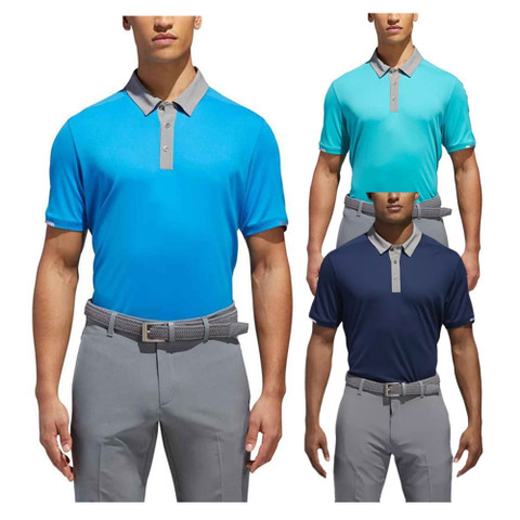 Adidas Fall ClimaChill Iconic Golf Polo 2018