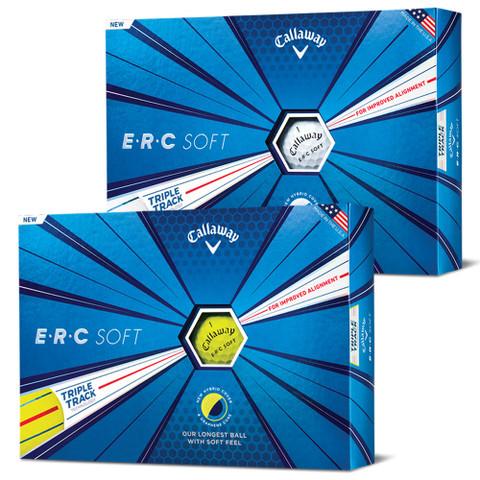 Callaway ERC Soft Triple Track Golf Balls 2019