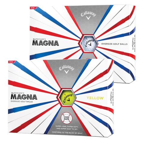 Callaway Supersoft Magna Golf Balls 2019