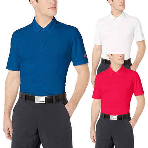 Adidas Ultimate Solid Golf Polo 2019