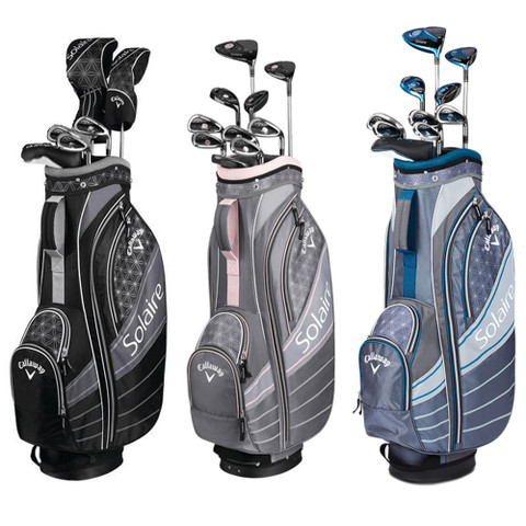 Callaway Solaire Full Set 2019 Women