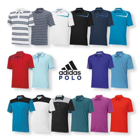 Adidas Men's Polo Closeout