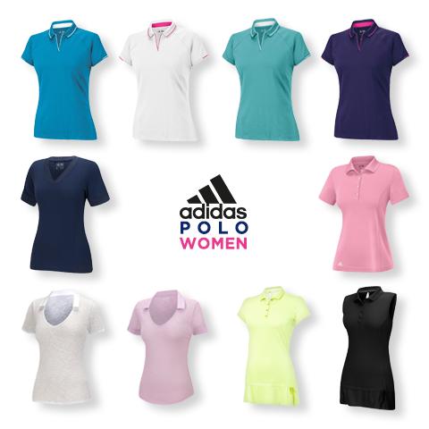 Adidas Women's Polo Closeout