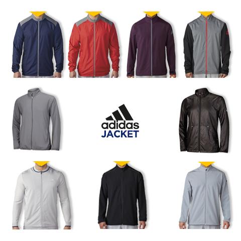Adidas Men's Jacket Closeout