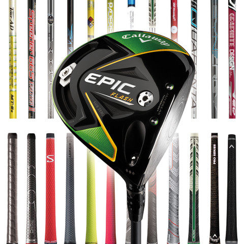 Callaway Epic Flash Sub Zero Triple Diamond Custom Driver