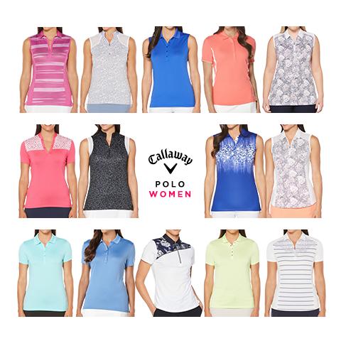 Callaway Women's Polo Clearance Sale