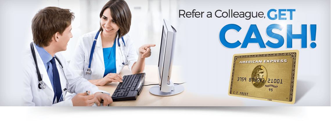 Refer a Colleague to Dragon Medical Practice Edition, GET CASH!