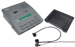 Dictaphone 1752 Mini Cassette Transcriber - Pre-Owned