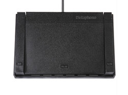 Dictaphone 177585 Rectangle Foot Pedal - Pre-Owned