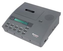 Dictaphone 2750 Standard Cassette Dictator and Transcriber - Demo