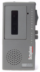 Dictaphone 3254 Micro Cassette Handheld Recorder - Pre-Owned