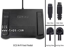 ECS IN-PI Heavy Duty Foot Pedal - New INPI