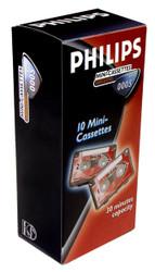 Philips LFH0005/60 Executive 30 Minute Mini Cassette Tape