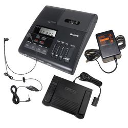 SONY BM-850T Micro Cassette Transcriber - Demo