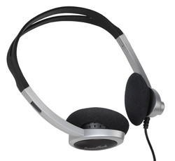 ECS HP-1 Overhead Mono Headset - New