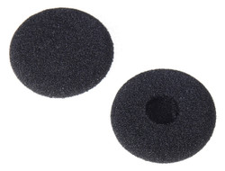 ECS Dictaphone 123734 Transcriber Headset Ear Cushions (3 pair) - New ECS-123734