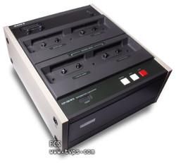 SONY CCP-1300RF/D Standard Cassette Reformatter/Duplicator - Pre-Owned