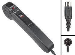 Sony HU-60 Hand Held Dictation Microphone - New HU60
