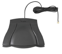 Dictaphone Clam Shell 148519 Foot Pedal - New