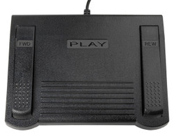 Dictaphone 177601 Heavy Duty Foot Pedal - Pre-Owned