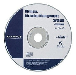 Olympus AS-7002 Pro ODMS R6 Transcription Software - New