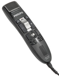 Philips LFH3510 SpeechMike Premium USB Slide Switch Dictation Microphone