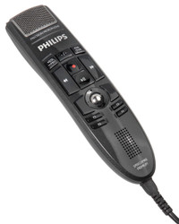 Philips LFH3500 SpeechMike Premium USB Push Button Dictation Microphone