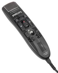 Philips LFH3500 SpeechMike Premium USB Push Button Dictation Microphone