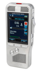 Philips Pocket Memo 8100 Digital Dictation Portable Recorder