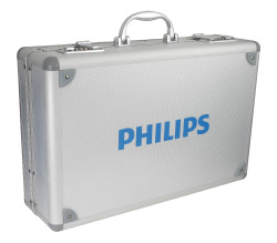 Philips 5103 106 80811 Aluminum Case for DPM8900 conference kit - New