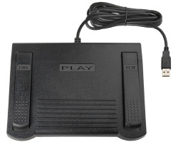 ECS VLC FP USB Foot Pedal for use with VLC Media Player