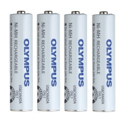 Olympus BR404 AAA 1.2V Nickel-Metal Hydride Rechargeable Battery
