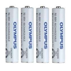 Olympus BR404 AAA 1.2V Nickel-Metal Hydride Rechargeable Battery