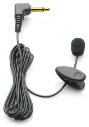 Philips LFH9173 3.5 mm Lapel Microphone