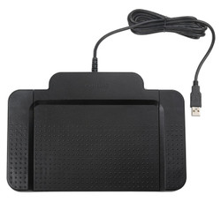 Philips ACC2320 USB Transcription Foot Pedal