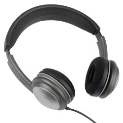 ECS OHUSB WordSlinger Deluxe Overhead USB Transcription Headset - Pre-Owned